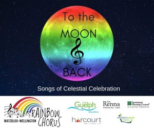To the Moon 𝄞 Back Songs of Celestial Celebration